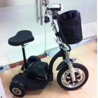 China Three Wheel zappy scooter electric mobility scooters wholesale With seat for adults wholesale