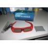 China USB Rechargeable Universal 3D Active Shutter Glasses 120Hz 1.5mA CE FCC wholesale