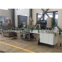 China Milk / Juice / Coconut Water Canning Machine / Beverage Can Filling Machine wholesale