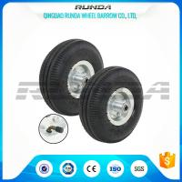 Quality Smart Balance Pneumatic Trolley Wheels PP Rim Diamond Pattern 20mm Inner Hole for sale