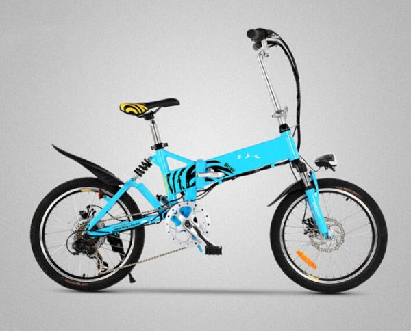 Folding Bicycles Images