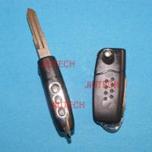 China Mini 3 ButtonRemote Control (315,433MHZ) wholesale