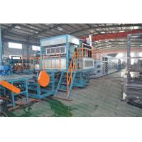 China Corrugated Paper Egg Tray Manufacturing Machine 6 - Layers Dryer Drum Type wholesale