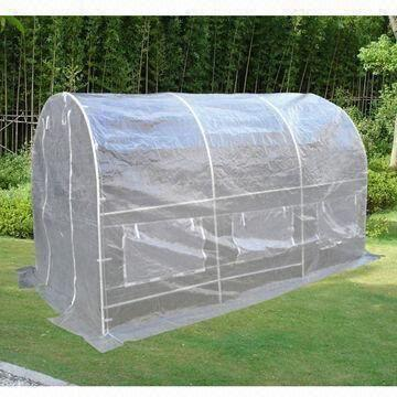 2.1x3.5x2m Greenhouse with Metal Connector