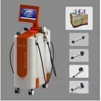 China 3 in 1 Cavitation + RF + vacuum slimming machine for facial treatment wholesale