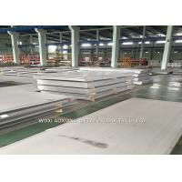 2B Surface S31803 Duplex Stainless Steel Pipe Heat Resitance For Cargo Tanks