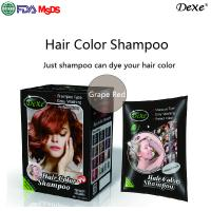 China ROYAL Hair Coloring Natural Brown Shampoo With No Ammonia Best Hair Colour Magic Henna Hair Dye wholesale