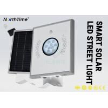 China Wireless, Waterproof, PIR Sensor All - In - One Solar Powered LED Street Lights wholesale