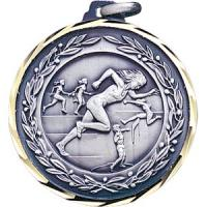 China Gold Commemorative 3d Design Medal wholesale