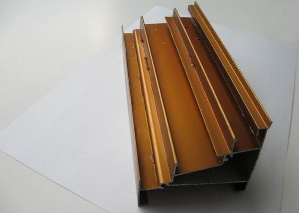 Quality Aluminum Window Extrusion Profiles for sale