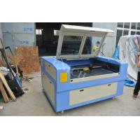 China 1300*900MM Double Heads Co2 Laser Cutting Machine Cloth Laser engiraver wholesale