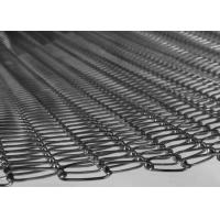 China Chips Frying Use Conveyor Wire Mesh Belt 304 Food Grade Stainless Steel wholesale