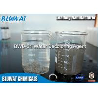 China El Salvador Dicyandiamide Formaldehyde Polymer Qualified Supplier Bluwat wholesale