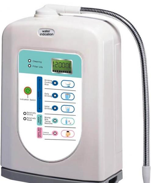 alkaline water machine rental