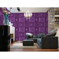 China Custom Decorative Wall Decals Eco Friendly Wallpaper 3D Wall Panel for Home Decor wholesale