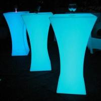 China LED Lighting Table/Furniture for Bar, Club wholesale