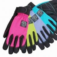 China Gardening gloves/work gloves/tool gloves for women, various attractive colors wholesale