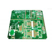 China High Frequency PCB Quick Turn Service Rogers 4003 Material Pcb Supplier wholesale
