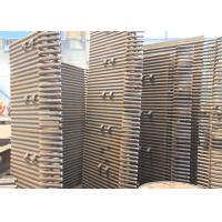 China Heat Exchange Recovery Boiler Spare Parts Water Wall Tubes Stainless Steel / Alloy on sale
