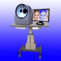 China Promotional lowest price!!! Portable UV acne, spots, pigment removal camera skin analyzer on sale