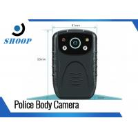 "China Compact Motion Detection Body Worn HD Camera For Police 2.0"" LCD Display wholesale"