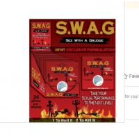 S. W. a. G. - Super Fast + Potent Male Enhancement Swag Strong Formula Sex Pills for Sex Enhancer Sexual Enhancement