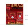 S. W. A. G. - Super Fast + Potent Male Enhancement Swag Strong Formula Sex Pills for Sex Enhancer Sexual Enhancementpill