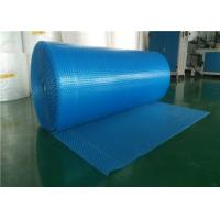 China Shockproof Blue Jumbo Rolls Of Bubble Wrap For Packaging 100cmx500m wholesale