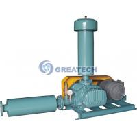 Greatech Tri. Lobe Roots Blower (water treatment,aquaculture,sewage, diffuser)