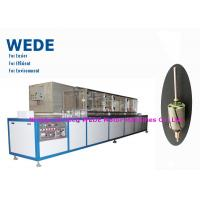 High Reliable Electrostatic Varnish Coating Machine With Powder Recycling System
