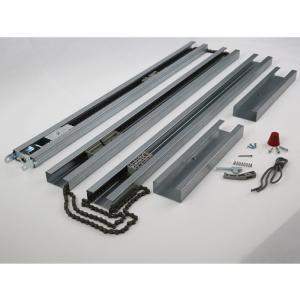 China Garage Door Opener Accessories Drive Guide , Steel Rail 120mm/S Speed wholesale