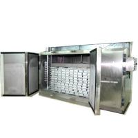 China Industrial Air Blast Plate Freezer Price For Fish and Shrimp on sale