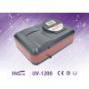 China Rhodamine B Automatic Single Beam Spectrophotometer Indigo With LCD Screen wholesale