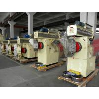 Quality 22kw CE Motor Animal Feed Pellet Machine With Ring Die for sale