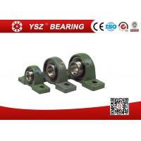 China Removal Double Structure Seal Pillow Block Bearings InterChangeable Solid Base UCP202 Steel Cage wholesale