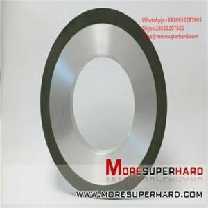 China Resin Diamond Grinding Wheel For Thermal Spray Coating  Alisa@moresuperhard.com wholesale