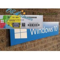 China Windows 10 Pro Product Key Code 100% Online Activation Retail Win 10 Pro License on sale