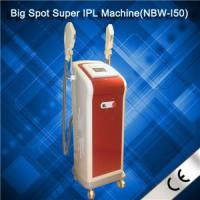 China IPL Intense Pulsed Light Hair Removal , Skin Rejuvenation Machine / Device For Beauty on sale