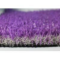 China Waterproof Healthy Coloured Fake Grass New Sport Generation UV Stability wholesale