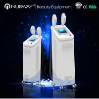 China high quality Vertical IPL SHR&E-light hair removal equipment&machine for sale wholesale
