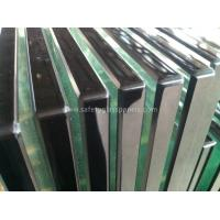 China Heat Strengthened 10mm PVB Laminated Glass Interior Doors Safety Glass Film wholesale
