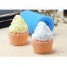 China FDA Cake Decoration Handmade Silicone Soap Molds Ice Cream Shaped wholesale