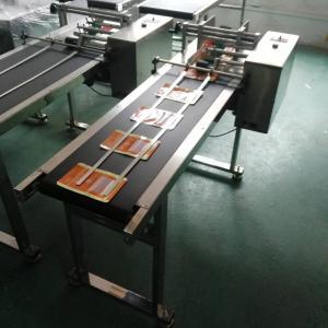Buy cheap Tipo enumeración de papel de la fricción de la máquina de etiquetado que cuenta eficacia alta from wholesalers