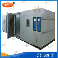 China Large Capacity Walk In Stability Chamber Temperature And Humidity Test Room on sale