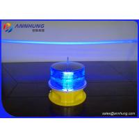 China Portable Solar Airport  Taxiway LED Lighting / Runway Edge Lighting on sale