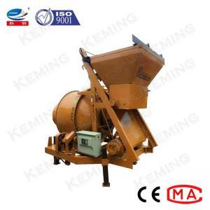 China Shotcrete Concrete Grout Mixer Machine 15r/Min 750L wholesale