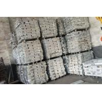 China AZ91E magnesium alloy ingot for magnesium die casting raw material as per ASTM B94 standard on sale