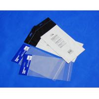 China Customized Size Plastic OPP Header Logo Printed Bags Self Sealing on sale