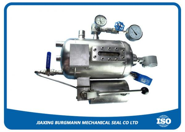 Quality Mechanical Seals Pressure Buffer Vessel / Auxiliary Cooling System FDA Certified for sale