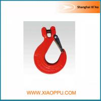 China Rigging Hardware G80 Hook With Latch wholesale